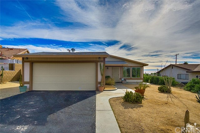 10090 Santa Cruz Road Desert Hot Springs, CA 92240 - MLS #: 218005036DA