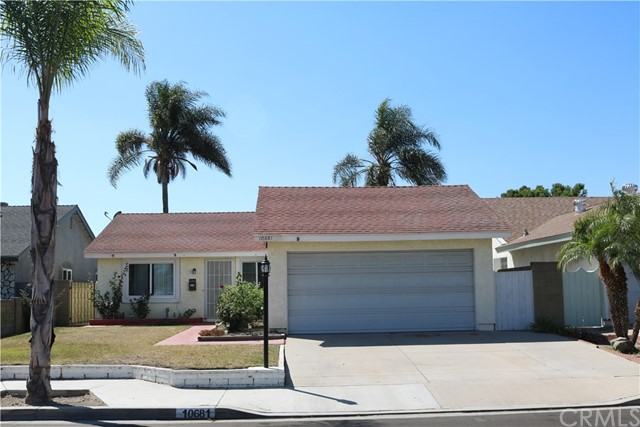 Single Family Home for Rent at 10681 Chestnut Street Cypress, California 90630 United States