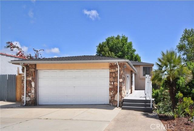1142 S Weymouth Avenue - San Pedro, California