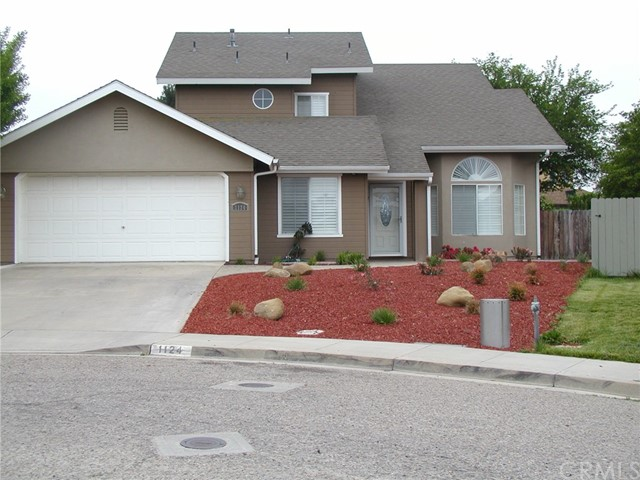1124 Golf Place, Paso Robles, CA 93446