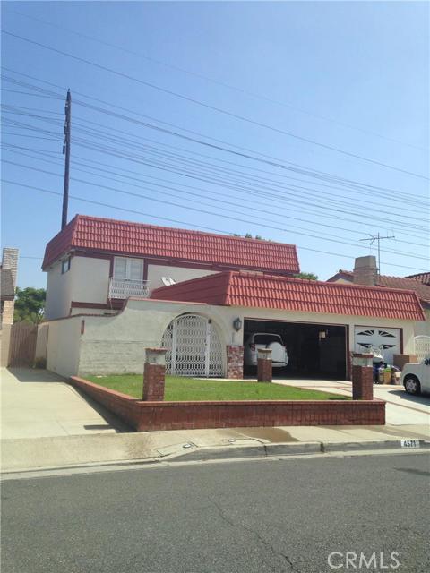 Single Family Home for Rent at 4571 Sharon St La Palma, California 90623 United States