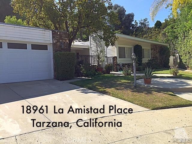 18961 La Amistad Place, Tarzana CA 91356