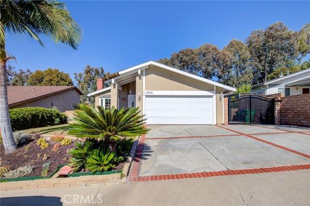 Photo of 26741 Avenida Shonto, Mission Viejo, CA 92691