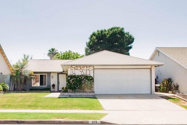 215 N Sagamore St, Anaheim, CA 92807 Photo 0