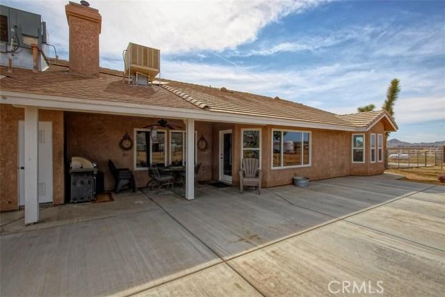 23604 Chekwa Road Apple Valley, CA 92307 - MLS #: EV18050541