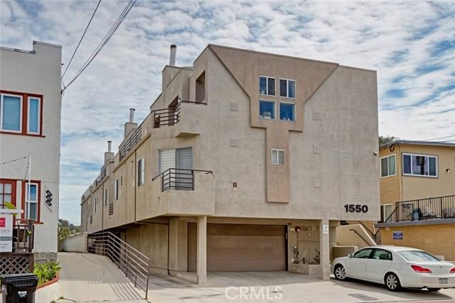 1550 Loma Drive B  Hermosa Beach CA 90254