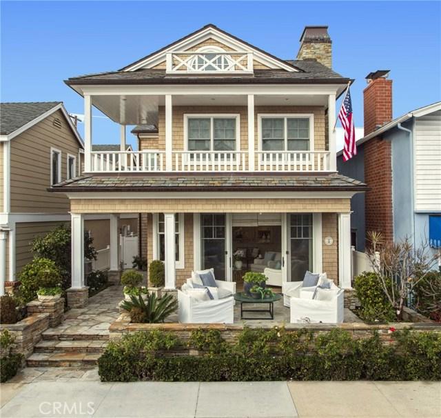 215 Amethyst Avenue  Newport Beach CA 92662