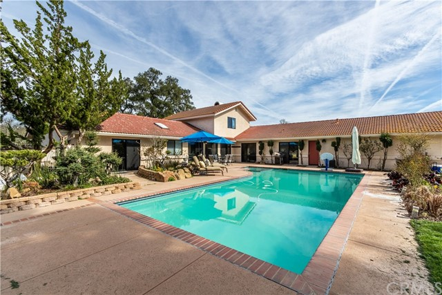 8500  Graves Creek Road, Atascadero in San Luis Obispo County, CA 93422 Home for Sale