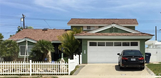Single Family Home for Sale at 17722 Walnut Street Fountain Valley, California 92708 United States