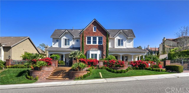 Single Family Home for Sale at 25271 Mustang Drive Laguna Hills, California 92653 United States