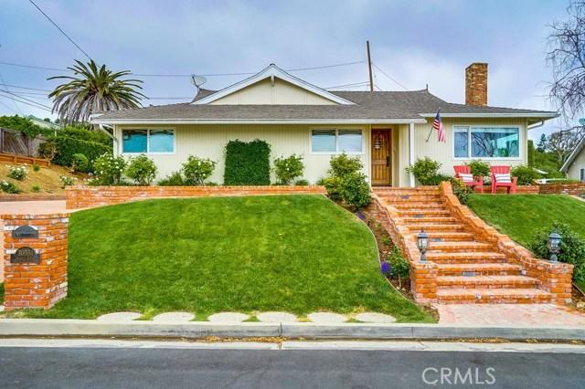 30551 Santa Luna Drive Rancho Palos Verdes CA 90275