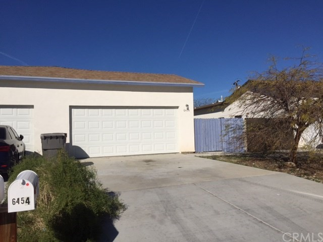 Single Family for Rent at 6454 Palm View Avenue 29 Palms, California 92277 United States