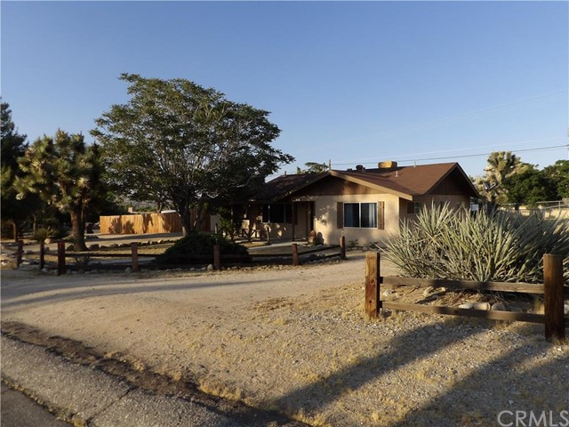 7787 Palm Avenue, Yucca Valley CA 92284
