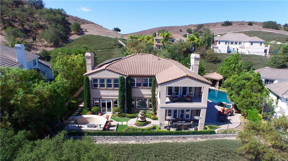 Single Family Home for Sale at 7 Rocky Mountain St Coto De Caza, California 92679 United States
