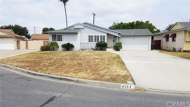 Single Family Home for Sale at 9151 Carl Lane Garden Grove, California 92844 United States