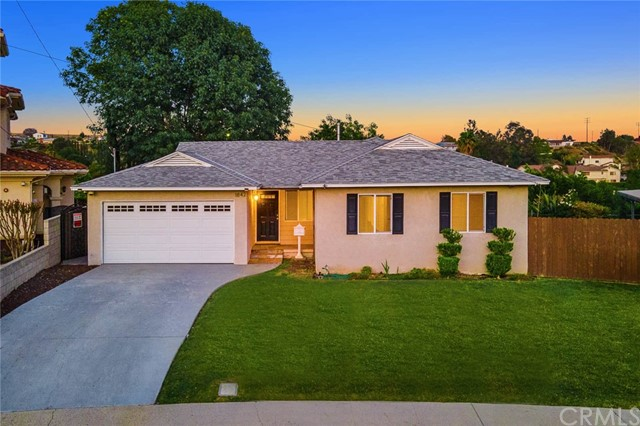 Detail Gallery Image 1 of 1 For 1842 Cliffhill Dr, Monterey Park,  CA 91754 - 3 Beds   2 Baths