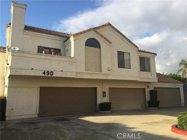 490 Anderwood Court Unit 2 Pomona, CA 91768 - MLS #: IV18281489