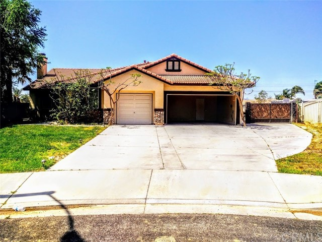 Single Family Home for Sale at 11626 Clydesdale Court Bloomington, California 92316 United States