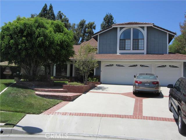Single Family Home for Rent at 21285 Via De La Reata Yorba Linda, California 92887 United States