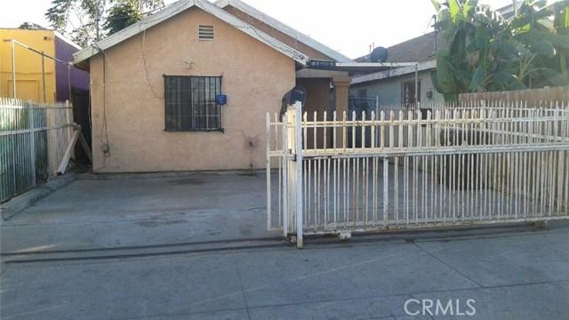 2074 103 Street, Los Angeles, California 90002