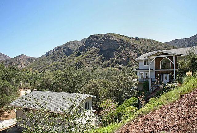 Single Family Home for Sale at 29235 Modjeska Canyon St Silverado, California 92676 United States