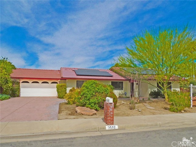 3592 Las Pampas Way Palm Springs, CA 92264 is listed for sale as MLS Listing 216033992DA