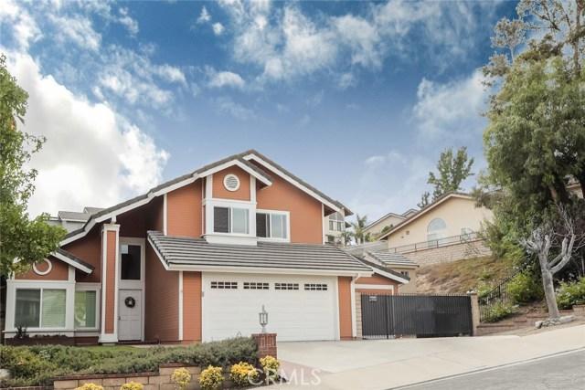 939 Whitecliff Drive Diamond Bar, CA 91765 - MLS #: TR17219065
