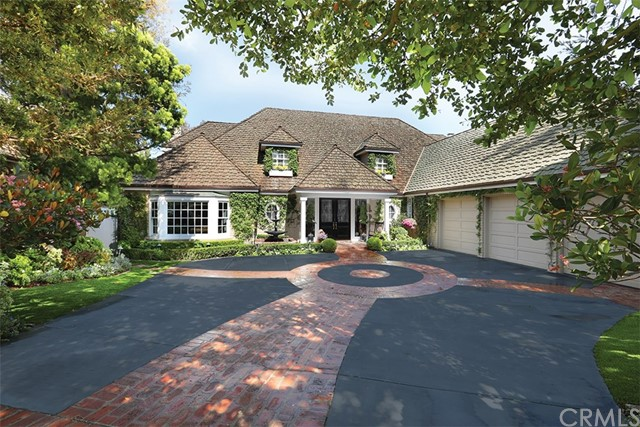 Single Family Home for Sale at 4 Cherry Hills Lane Newport Beach, California 92660 United States