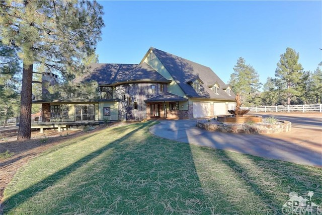 Single Family Home for Sale at 36803 Tool Box Spring Road 36803 Tool Box Spring Road Mountain Center, California 92561 United States