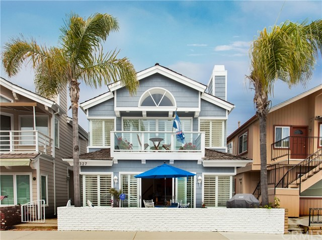 327 Anade Avenue Newport Beach, CA 92661 is listed for sale as MLS Listing LG18092548