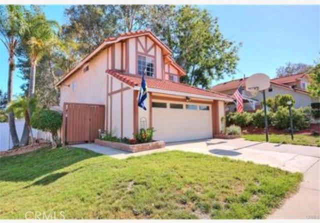 9095 Clay Canyon Drive, Corona, CA 92883