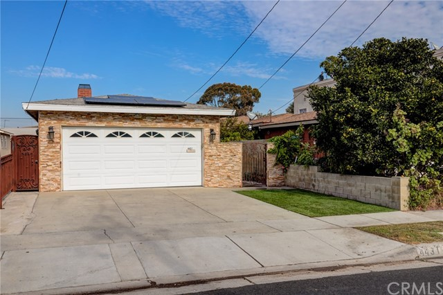 4431 162nd Street, Lawndale, California 90260, 3 Bedrooms Bedrooms, ,1 BathroomBathrooms,Single family residence,For Sale,162nd,SB20193866