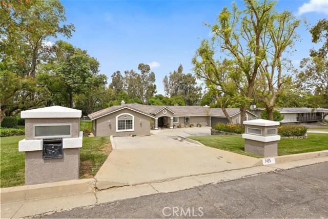 7455 Jola Drive Riverside, CA 92506 - MLS #: IV18120429