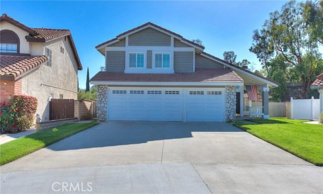 3237 Richele Court  Chino Hills CA 91709