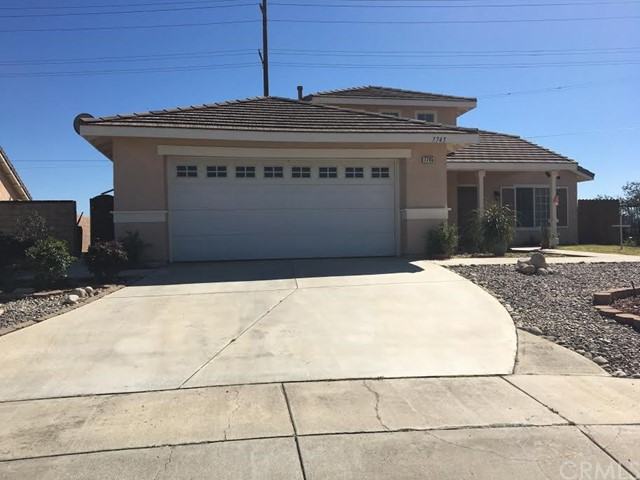 Single Family Home for Sale at 7745 Stoney Creek Court Highland, California 92346 United States