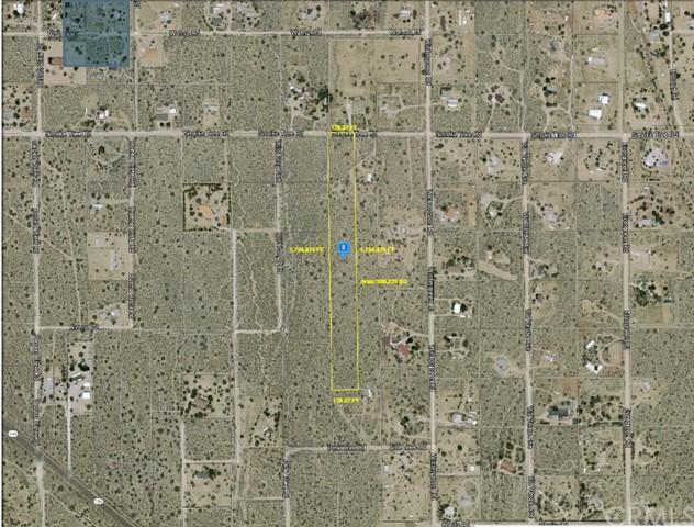 0 Smoke Tree Road Pinon Hills, CA 92372 - MLS #: PW18069981