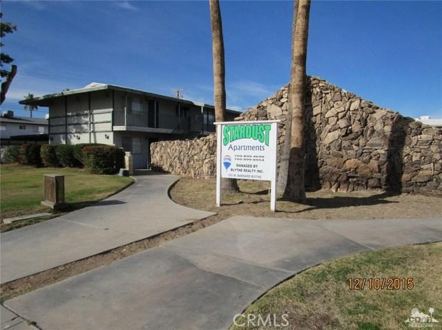 Single Family for Rent at 535 Barnard Street Blythe, California 92225 United States