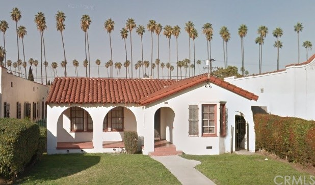 Single Family Home for Sale at 1035 W 57th Street 1035 W 57th Street Los Angeles, California 90037 United States