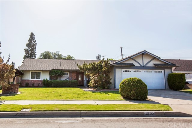2700 N Hearthside Street  Orange CA 92865