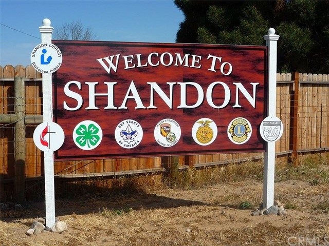 0 S 2nd Street Shandon, CA 93461 - MLS #: NS17270860