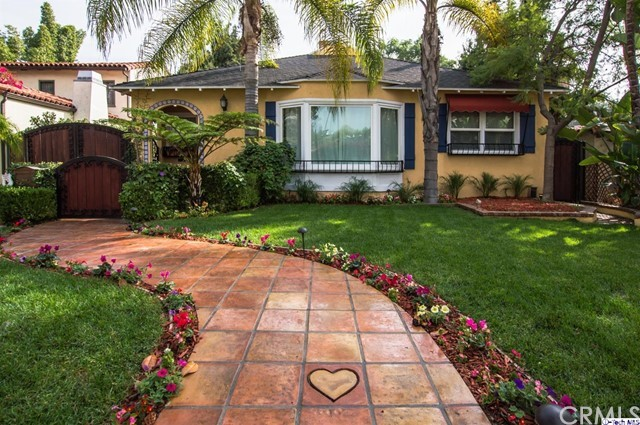 Single Family Home for Sale at 1410 Ethel Street Glendale, California 91207 United States