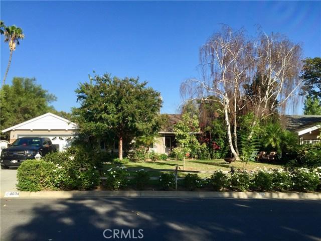 4034 Las Casas Avenue, Claremont, CA 91711