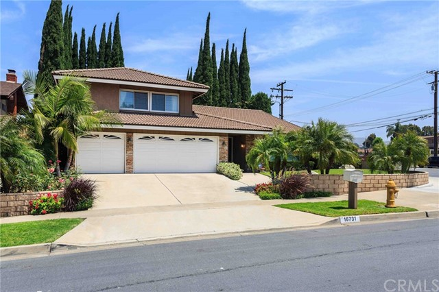 One of Cul de Sac Yorba Linda Homes for Sale at 16731  Landmark Avenue