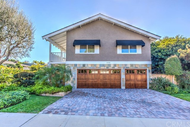 Single Family Home for Sale at 369 Santa Isabel St Newport Beach, California 92660 United States