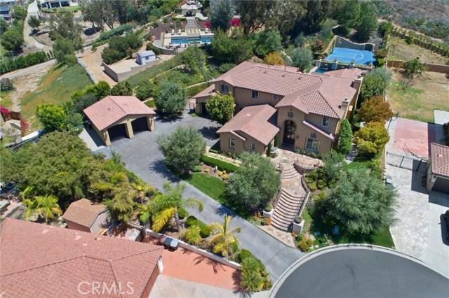 Photo of 580 S Whispering Ridge Lane, Anaheim Hills, CA 92808