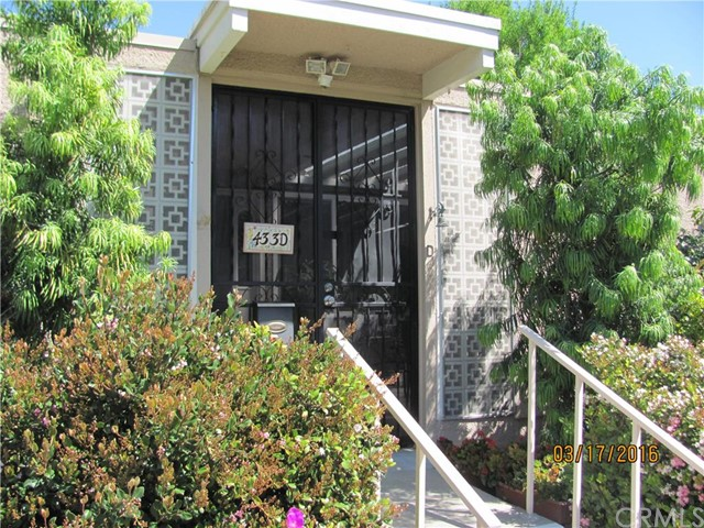 Stock Cooperative for Sale at 433 Avenida Sevilla Laguna Woods, California 92637 United States