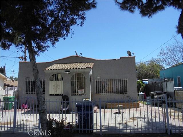 Casa Unifamiliar por un Venta en 6212 Orchard Avenue Bell, California 90201 Estados Unidos