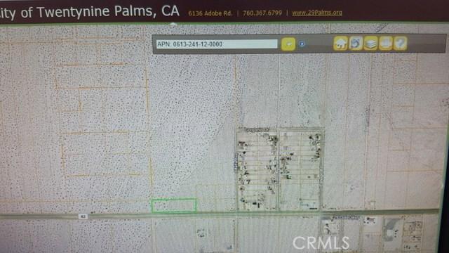 0 Twentynine Palms Hwy, 29 Palms, CA, 92277