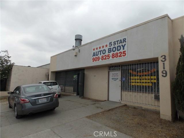 商业机遇 为 销售 在 319 Rexford Street Colton, 加利福尼亚州 92324 美国