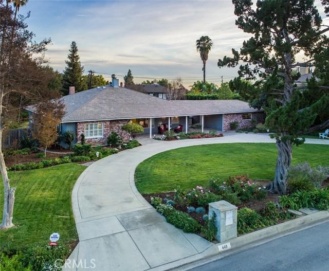 440 Arbolada Drive, Arcadia, CA, 91006